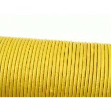 Rzemień złoty 2mm