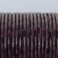 Rzemień klejony fioletowy 3mm