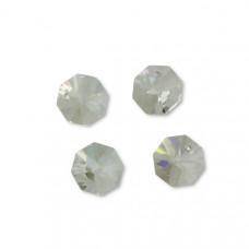 Preciosa octagon 14mm crystal