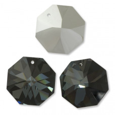 Preciosa octagon silver night 36mm
