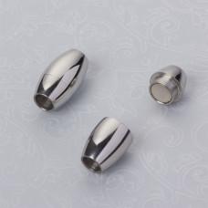 Zapięcie magnetyczne cygaro 5mm