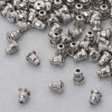 Baranki silikonowe ze stali chirurgicznej 5mm