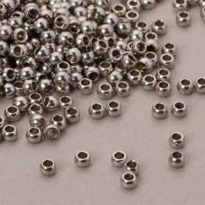 Kuleczki ze stali chirurgicznej pełne 3mm srebrny