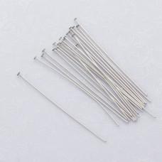 Szpilki z płaską główką ze stali chirurgicznej 50mm