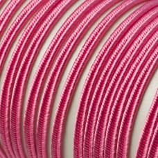 Sznurek do sutaszu 3mm ciemny różowy