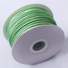 Sznurek do sutaszu chiński green 3mm