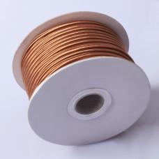 Sznurek do sutaszu chiński copper 3mm