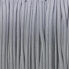 Sznurek powlekany szary 1,5mm
