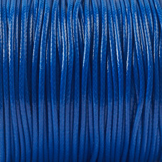Sznurek powlekany niebieski 2mm