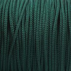 Sznurek pleciony zielony 1,5mm