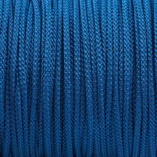 Sznurek pleciony niebieski 1,5mm