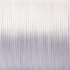 Sznurek gorsetowy 2mm biały