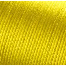 Sznurek gorsetowy żółty  1mm
