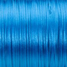 Sznurek gorsetowy 1mm niebieski
