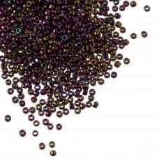 Koraliki TOHO Round 15/0 Metallic Iris Purple