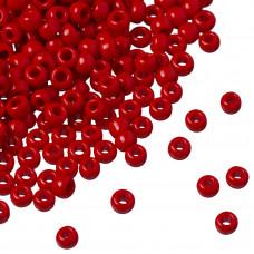 Koraliki TOHO Round 8/0 Opaque Cherry