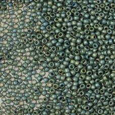 Koraliki TOHO Round Higher-Metallic-Frosted Blue Haze 11/0