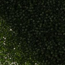 Koraliki TOHO Treasure Transparent-Frosted Olivine