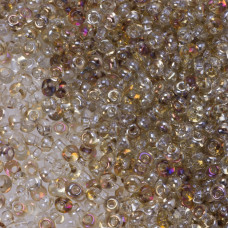 Koraliki TOHO Magatama 3mm HYBRID Crystal Twilight