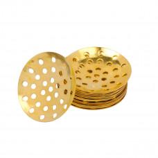 Baza sitko w kolorze złota 24mm