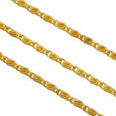 Łańcuch figaro 9x5,5mm
