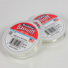 Beadalon Gumka elastyczna ELASTICITY 0.5mm